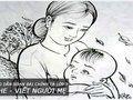 Hướng dẫn soạn bài chính tả Nghe, viết Người mẹ