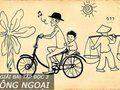 Giải bài tập đọc Tiếng Việt 3 sách giáo khoa trang 35 Ông ngoại