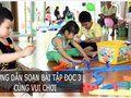 Hướng dẫn soạn bài tập đọc trang 85 Tiếng Việt 3: Cùng vui chơi