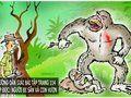 Hướng dẫn giải bài tập trang 114 Tập đọc: Người đi săn và con vượn