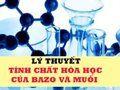 Báo cáo thực hành: Tính chất hóa học của bazo và muối