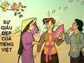 Dàn ý phân tích tác phẩm Sự giàu đẹp của tiếng Việt
