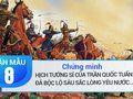 Chứng minh Hịch tướng sĩ của Trần Quốc Tuấn đã bộc lộ sâu sắc lòng yêu nước...