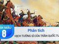 Phân tích Hịch tướng sĩ của Trần Quốc Tuấn