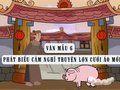 Phát biểu cảm nghĩ truyện Lợn cưới áo mới