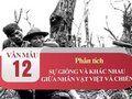 Phân tích sự giống và khác nhau giữa nhân vật Việt và Chiến