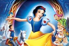 Tuyển tập tranh tô màu công chúa Bạch Tuyết cho bé 4 tuổi