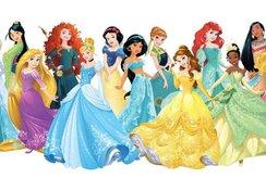 Tuyển tập tranh tô màu công chúa Disney xinh đẹp