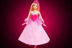 In tranh tô màu Barbie cho bé 5 tuổi khéo tay và nhanh mắt