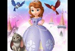 Nhanh tay tải trọn bộ tranh tô màu công chúa Sophia đẹp nhất cho bé