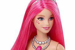 Cực hot với bộ tranh tô màu Barbie sành điệu cho bé yêu