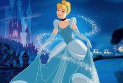 Nhanh tay in tranh tô màu công chúa lọ lem dành cho bé 5 tuổi