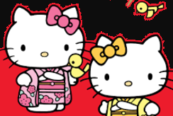 15+ tranh tô màu Hello Kitty hot nhất mẹ tải về cho con