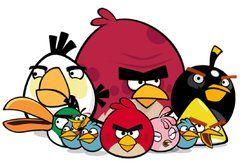 Chọn lọc 16 tranh tô màu Angry Bird đủ các kiểu dáng ngộ nghĩnh