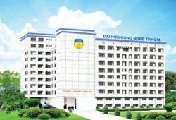Điểm chuẩn trường Đại học Công nghệ TPHCM năm 2019