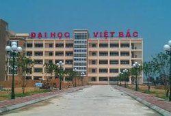 Điểm chuẩn trường Đại học Việt Bắc năm 2019