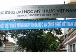 Điểm chuẩn trường Đại Học Mỹ Thuật Việt Nam năm 2019