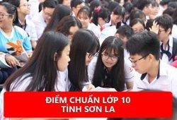 Điểm chuẩn vào lớp 10 tỉnh Sơn La năm học 2019/2020