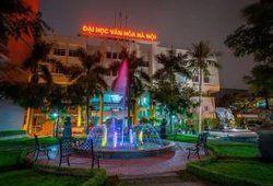 Điểm chuẩn Đại học Văn hóa Hà Nội năm 2019