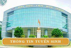 Đại học Tôn Đức Thắng tuyển sinh 2020