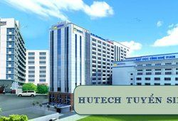 Đại học HUTECH tuyển sinh 2020