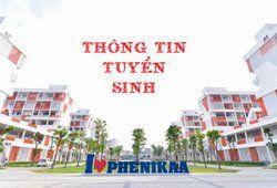 Đại học Phenikaa tuyển sinh 2020
