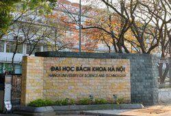 Đại học Bách Khoa Hà Nội tuyển sinh riêng năm 2020