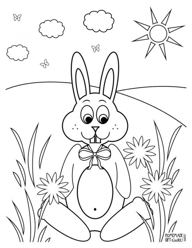 Chú thỏ bảnh bao