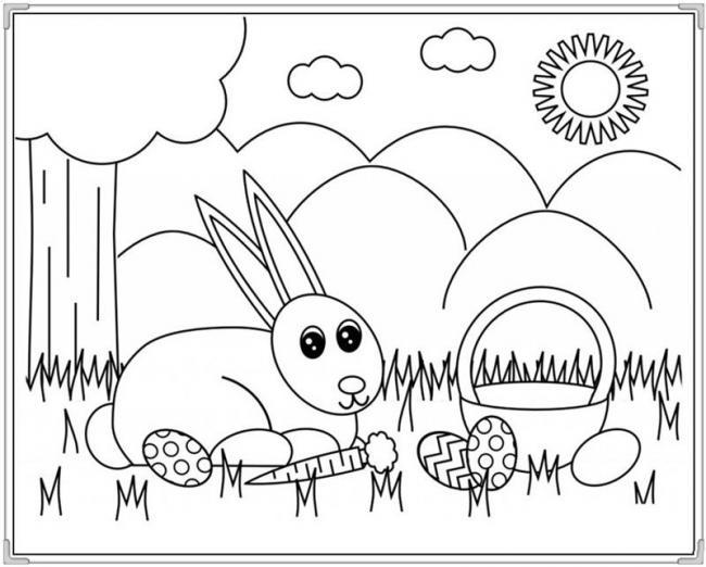 Thỏ con đi kiếm cà rốt
