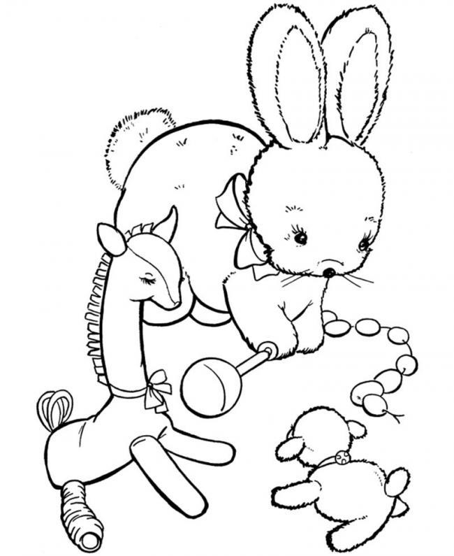 Hình ảnh chú thỏ dễ thương