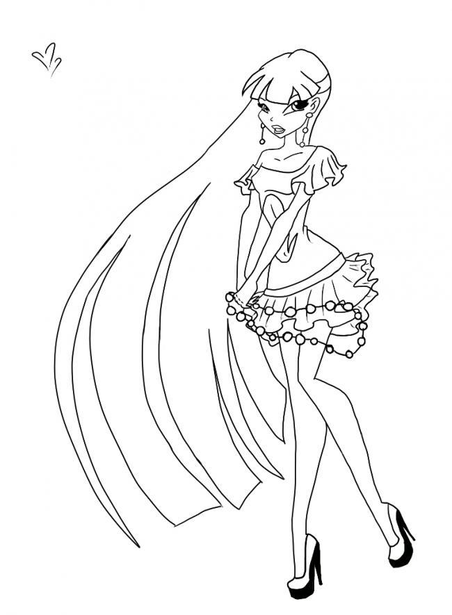 công chúa phép thuật tóc dài