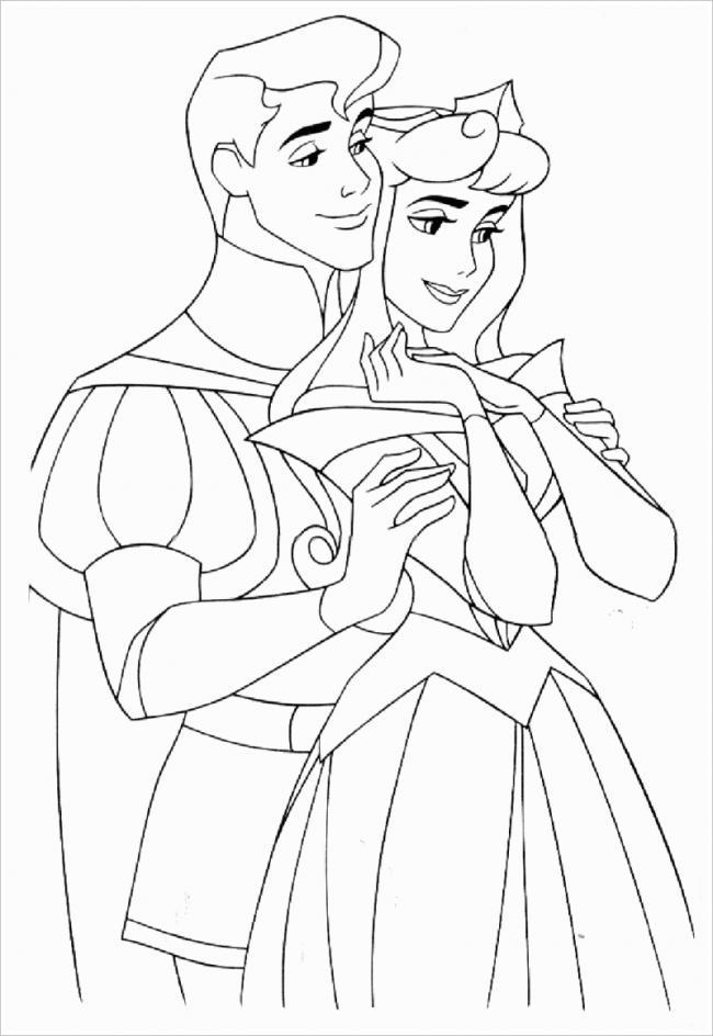 hình ảnh hoàng tử và công chúa hạnh phúc bên nhau