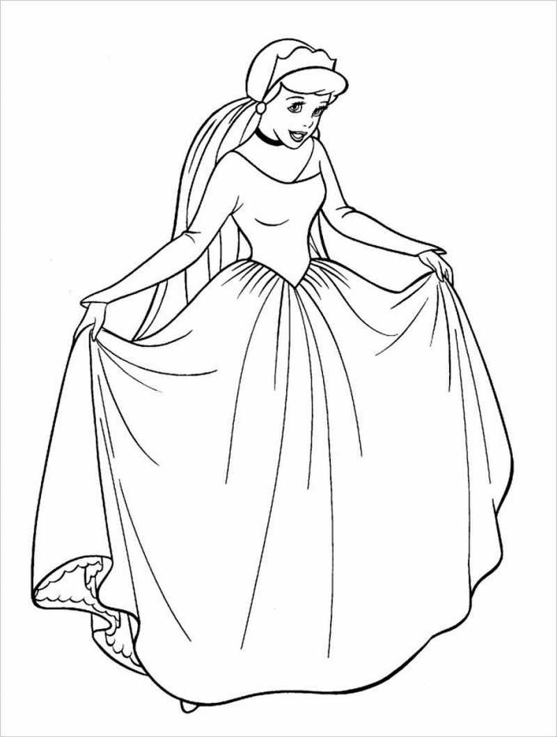 hình ảnh công chúa lọ lem