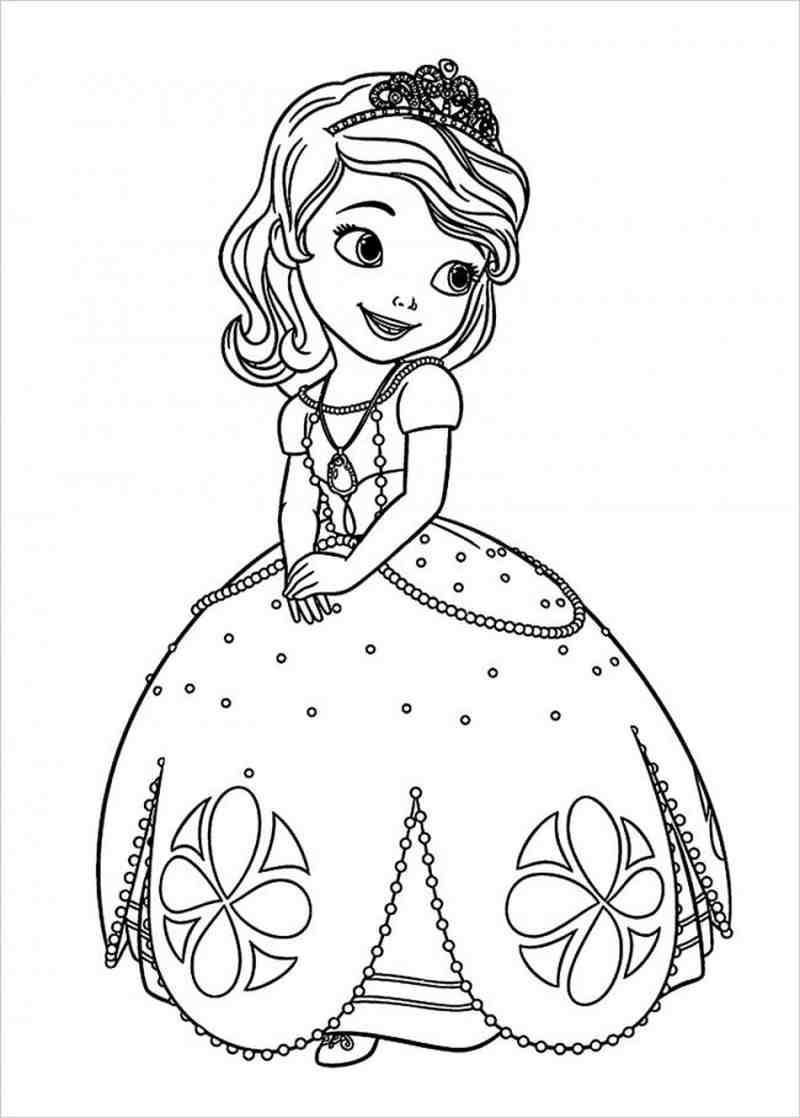 hình ảnh công chúa nhỏ e lệ trong bộ váy kiêu sa