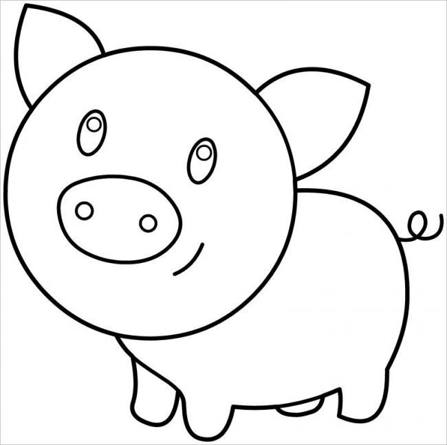 Lợn con siêu đáng yêu