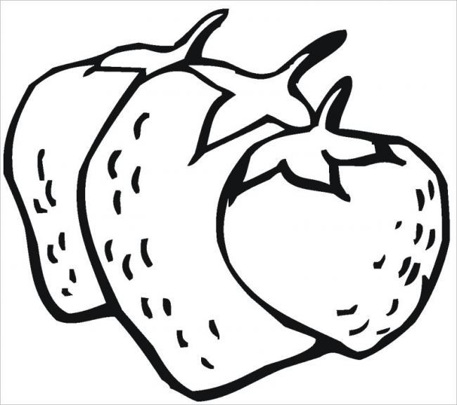 hình những trái dâu tây chínđỏ mọng