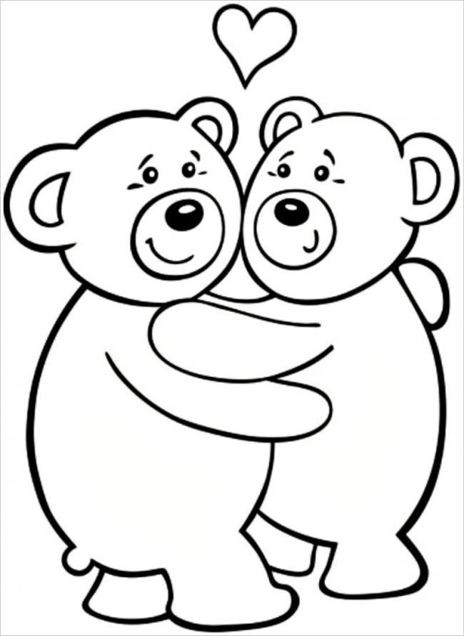 Hai anh em gấu ôm nhau tình cảm quá