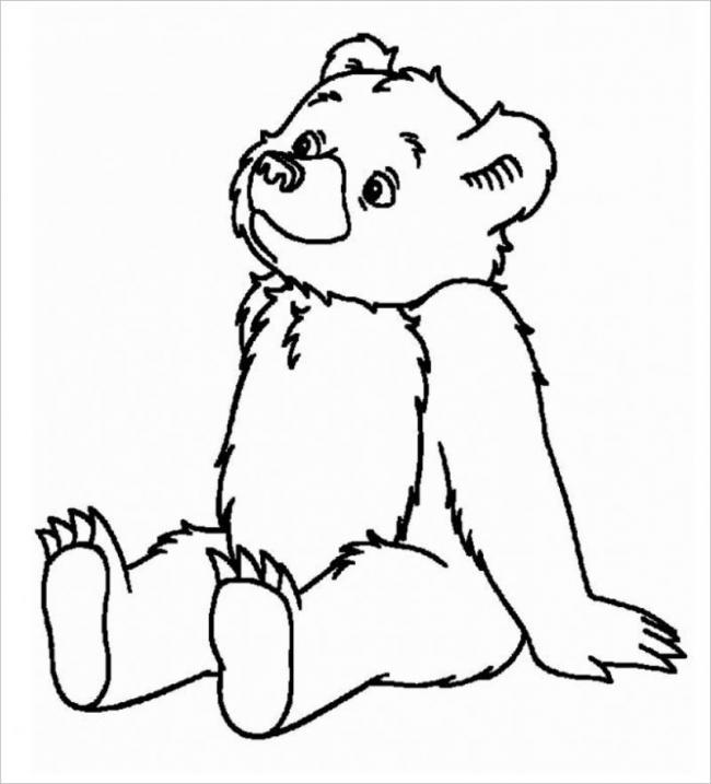 Gấu trầm tư suy nghĩ gì thế?