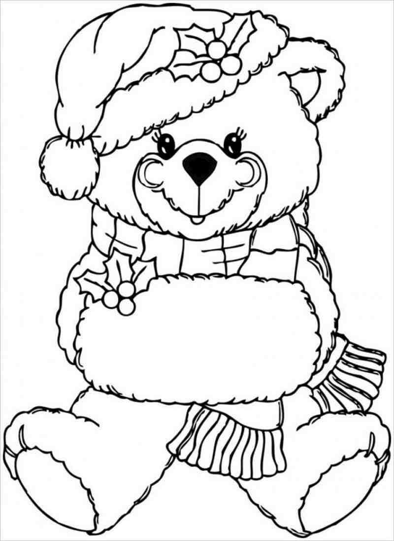 Nàng gấu với chiếc mũ siêu cute