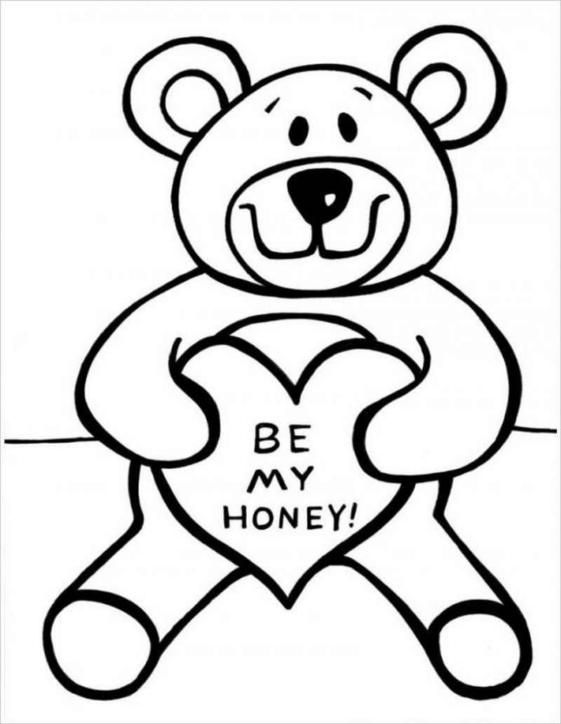 Gấu với tâm thái đang rất hạnh phúc