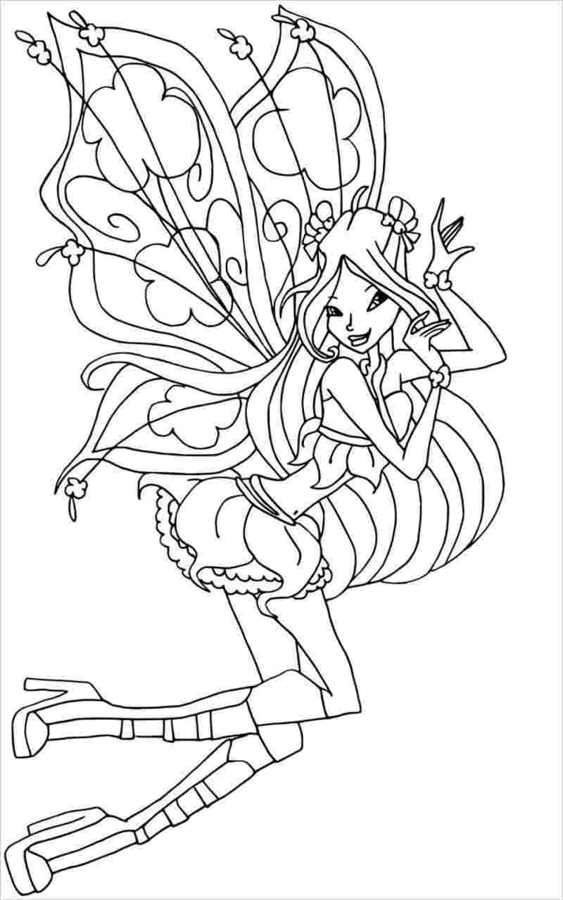 Công chúa phép thuật Winx bay nhảy