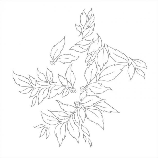 Hình mô tả cây hoa mai Hoàng Yến