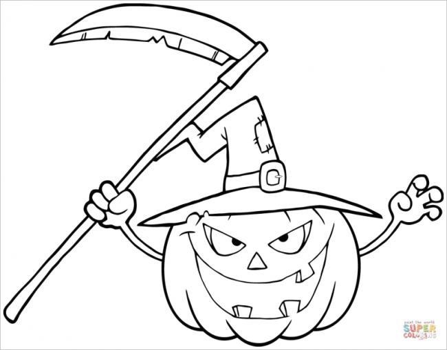 bí ngô nhân dịp Halloween