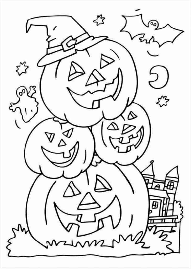 hình ảnh quả bí ngô nhân dịp Halloween