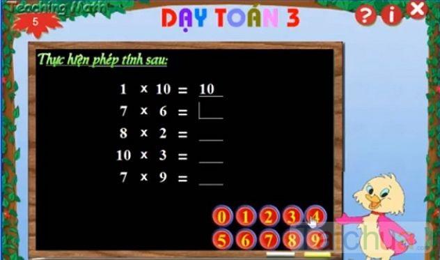 Tham khảo giải bài tập toán lớp 3 dành cho các em.