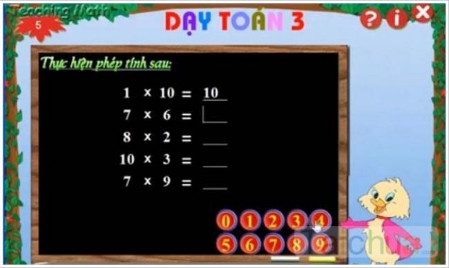 Giải bài tập toán lớp 3: Cộng các số có 3 chữ số (có nhớ một lần).