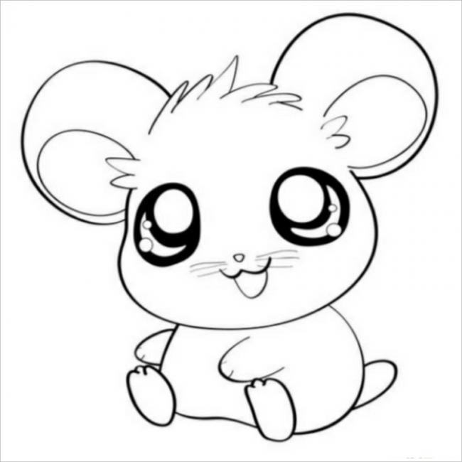 Chuột nhỏ với đôi mắt to tròn long lanh
