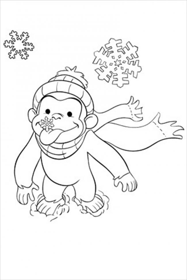 hình ảnh khỉ mặc đồ giáng sinh
