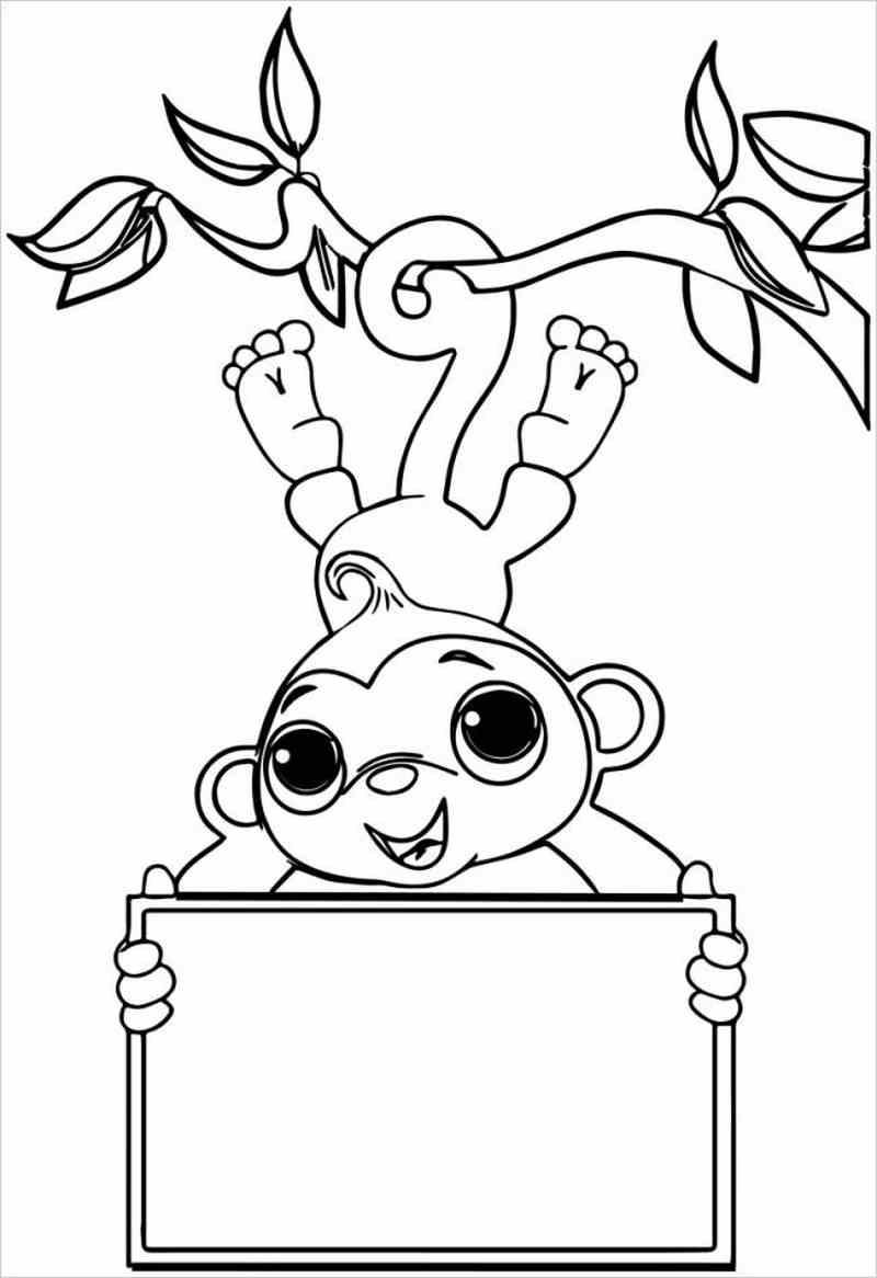 Khỉ đánh đu và học bài