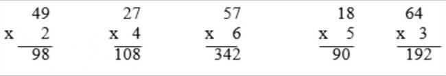 Giải bài luyện tập trang 23 sách giáo khoa toán lớp 3